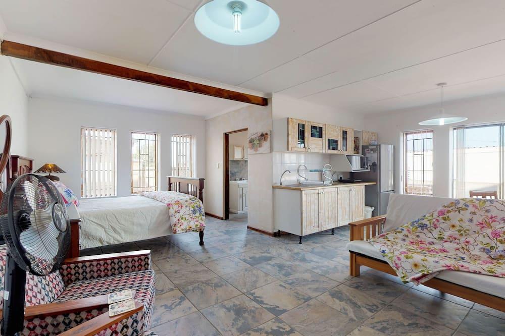 Apartemen Keluarga - Ruang Keluarga