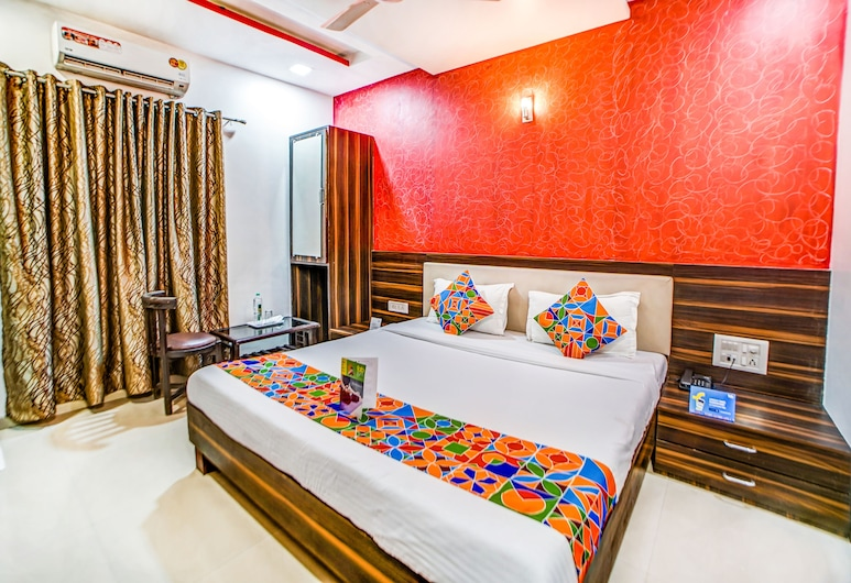 FabHotel Adore Palace, Mumbai, Deluxe Room, Guest Room
