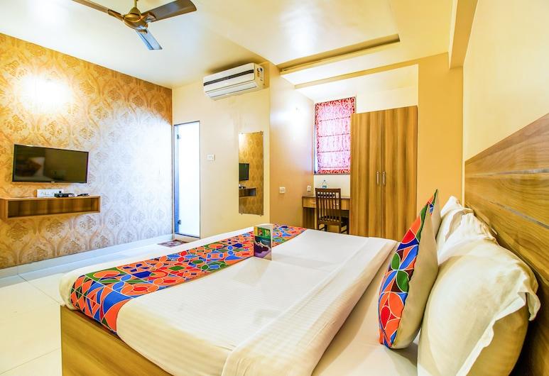 FabHotel Gaurav Residency, Pune, Deluxe-huone, Vierashuone