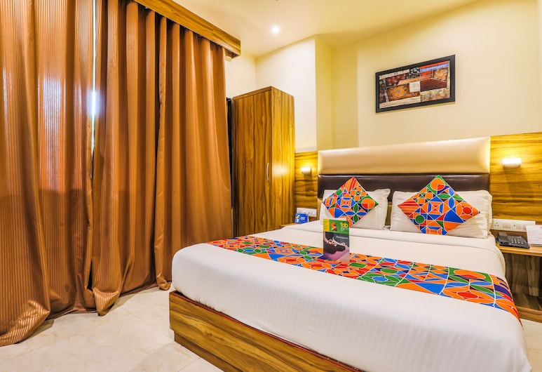 FabHotel Liwa International, Mumbai, Deluxe Room, Guest Room