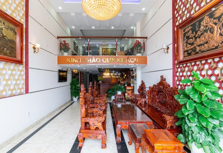 OYO 396 Merry Palace Hotel, Da Nang, Lobby Sitting Area
