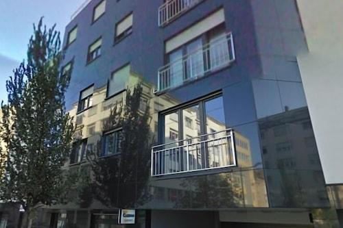 市中心大现代公寓酒店