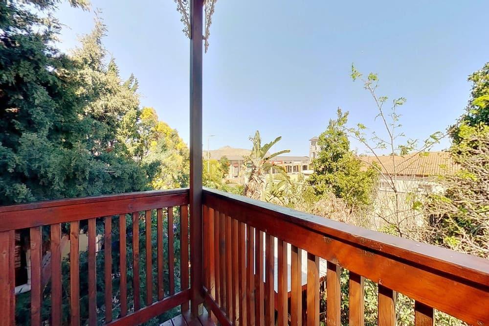 Klassiek appartement - Balkon