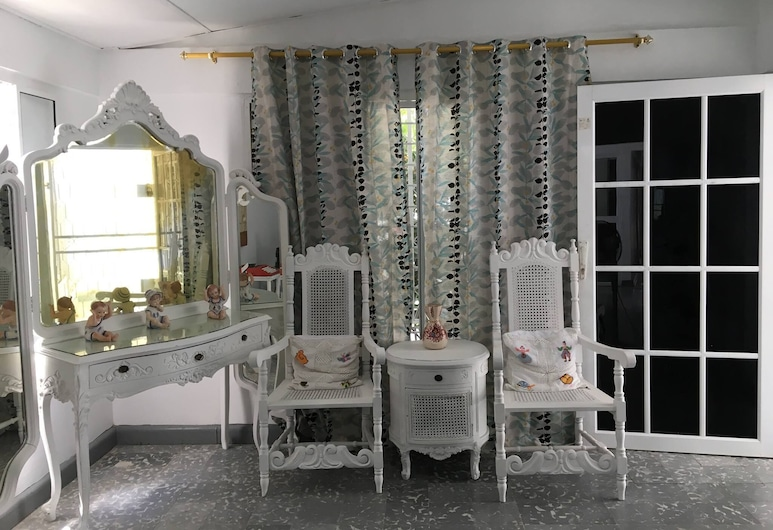 Casa Zaida Hostal Vintage, Riohacha, Quarto Duplo Deluxe, Quarto