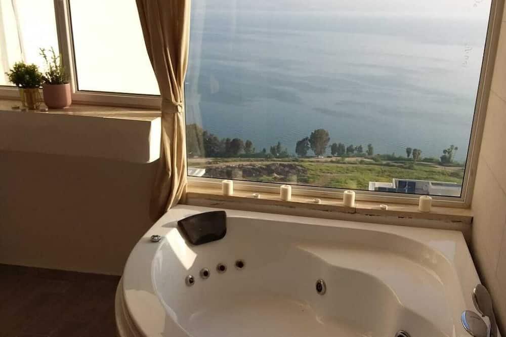 Panorāmas dzīvokļnumurs - Privātā spa vanna