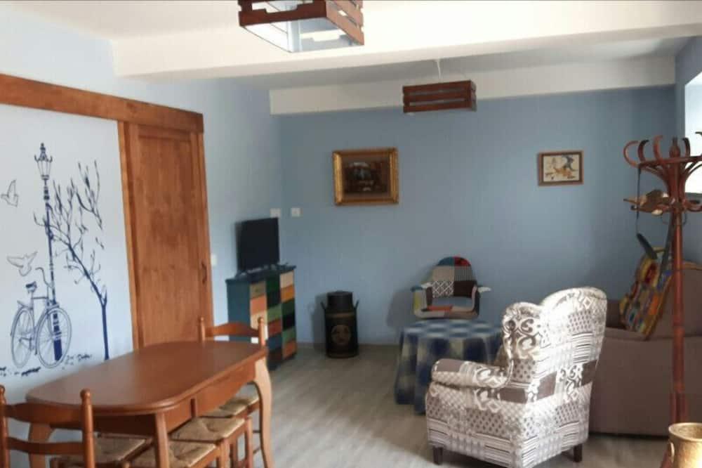 Apartmán, 2 ložnice (Los Pesebres) - Obývací pokoj