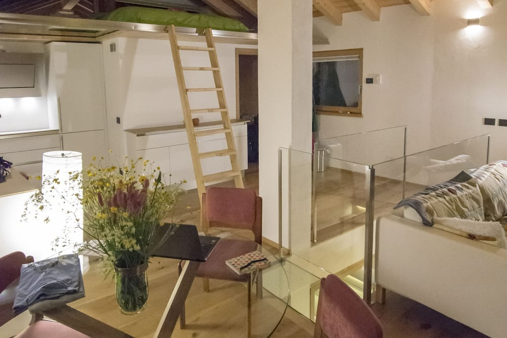 Comfort planinska kuća - chalet - Dnevni boravak