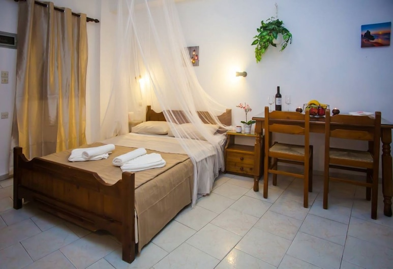 Villa Gregory, Mylopotamos, Romantic Room, Room