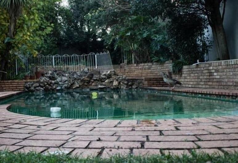 布魯瑪度假屋酒店, 約翰尼斯堡, 室外泳池