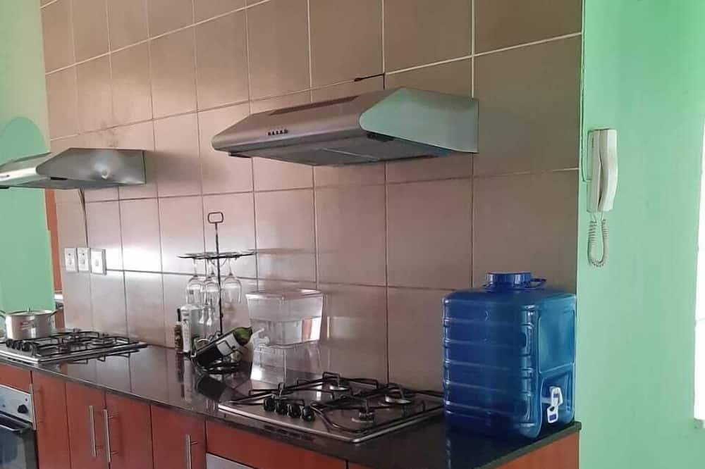 Camera Standard - Cucina in comune