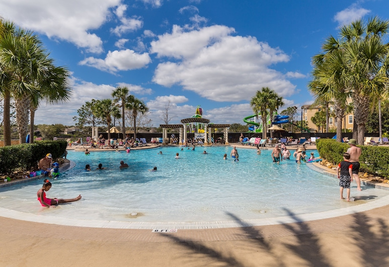 Summer Settings by VillaDirect, Kissimmee, Buitenzwembad