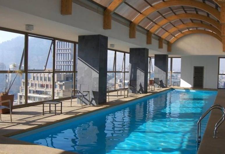 Barrio Bellas Artes - Santiago Centro Apart, Santiago, Pool