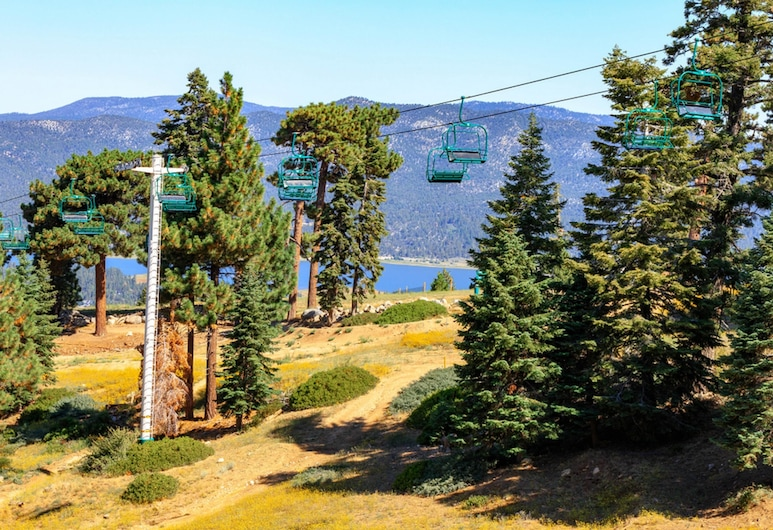 Affordable Lakeview Condo, Big Bear Lake, Namiņš, divas guļamistabas, Naktsmītnes teritorija