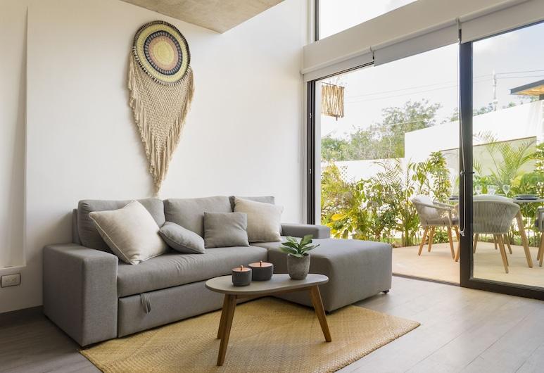 Neem Tulum, Tulum, Apartment (Loft Neem), Living Room