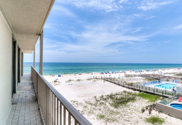 Gulf Village by Bender Vacation Rentals, Gulf Shores, Condo, 3 Bedrooms, Beach View, Balcony