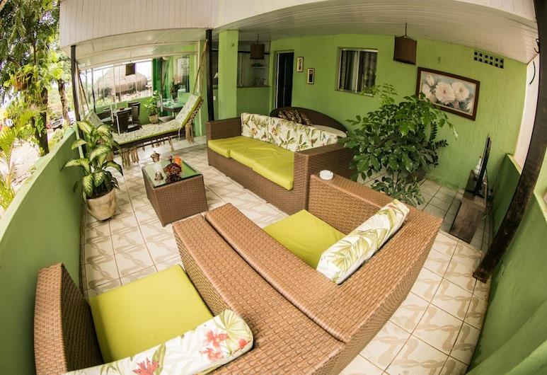Pousada da Leide, Fernando de Noronha, Otel Sahası