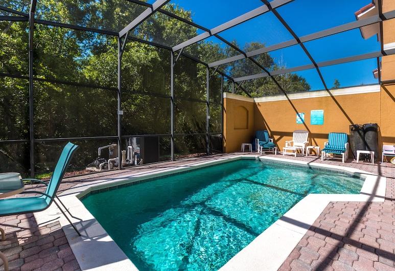 Bikini on the Beach by VillaDirect, Kissimmee, Mestský dom, 4 spálne, súkromný bazén (3 Bathrooms), Výhľad z hosťovskej izby