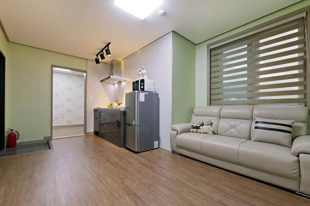 101 - Obývací prostor