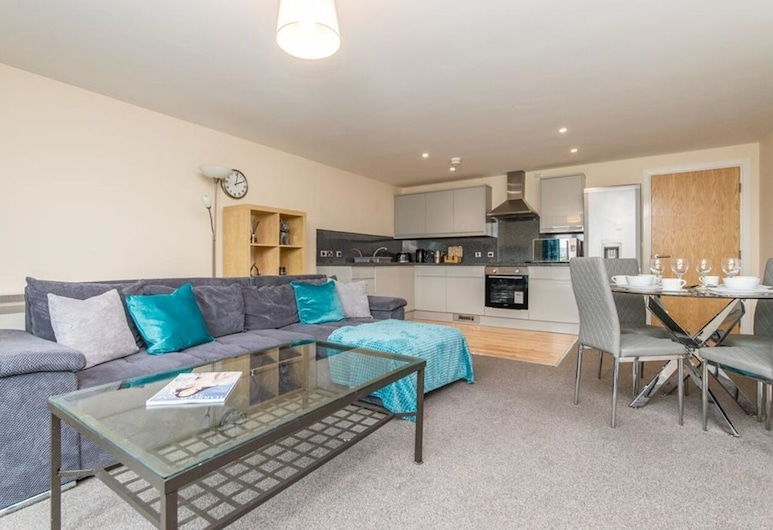 Luxury River Views - 2 Bed Apartment, Newcastle-upon-Tyne