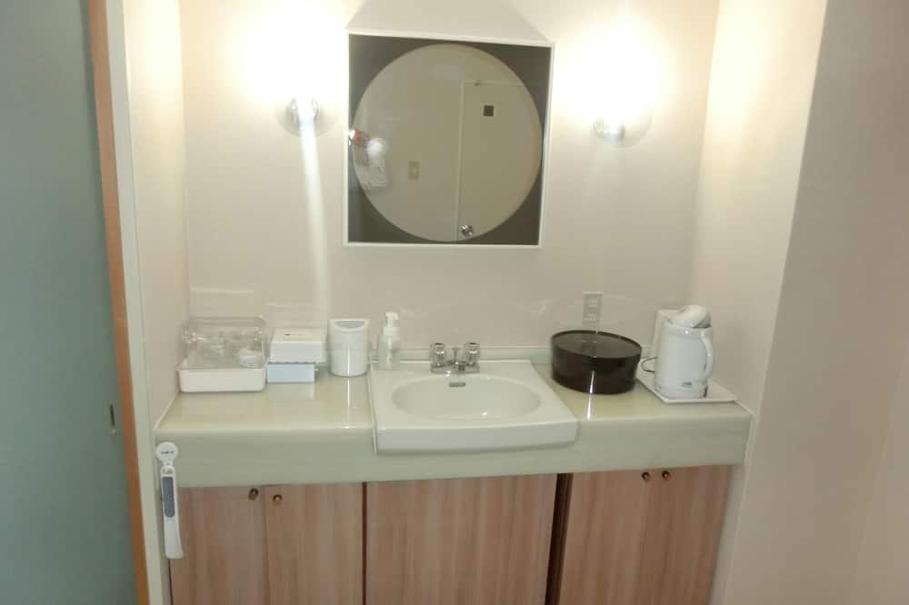 Japanese Style Room, Smoking - Bathroom Sink
