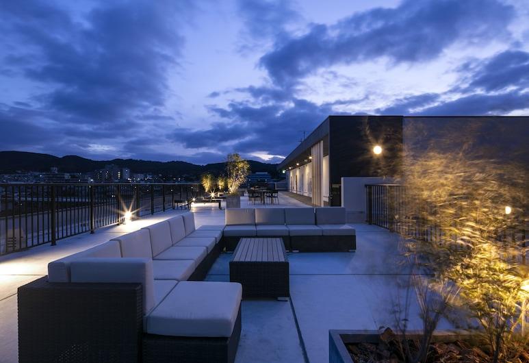 Randor Residential Hotel Kyoto Suites, Kyoto, Terrace/Patio