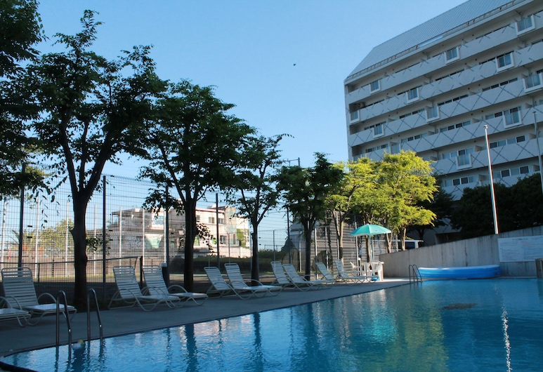 The Gran Resort Elegante Izu, Higašiizu, Vonkajší bazén