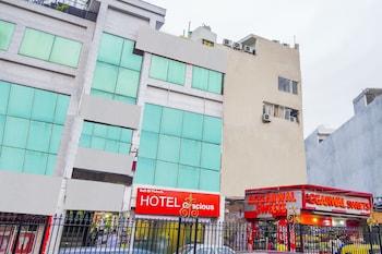 Yeni Delhi bölgesindeki Gracious unit of hotel Vishesh resmi