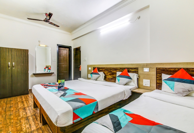 FabExpress Way Inn, Baga, Executive Room, Guest Room