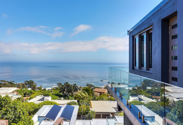 Campsbay Seaview Apartment, Le Cap, Appartement Luxe, Terrasse/Patio