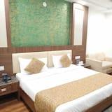 Familien-Zweibettzimmer, 2Schlafzimmer, barrierefrei, Nichtraucher - Badezimmer
