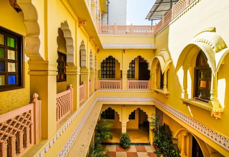 繽旅烏提薩瓦妮瓦斯酒店, 齋浦爾, 酒店入口