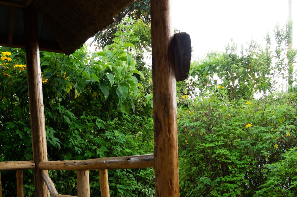 Habitación Confort doble (Cisticola) - Vistas al jardín