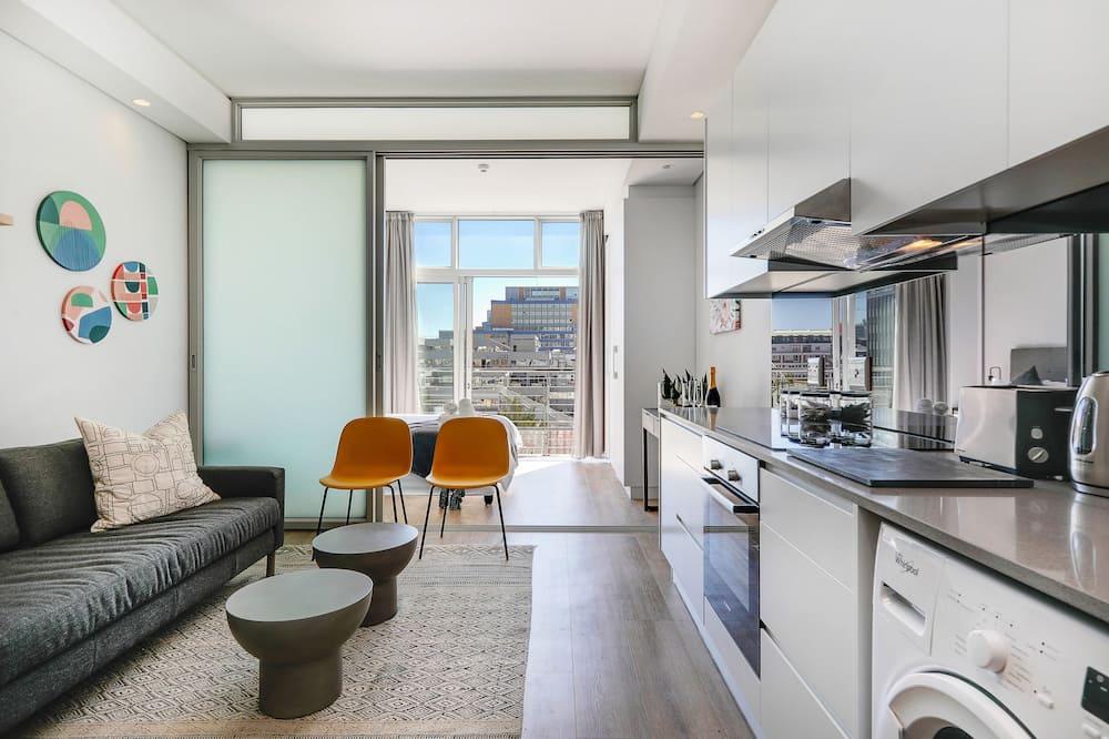 Panoramic Room - Living Area