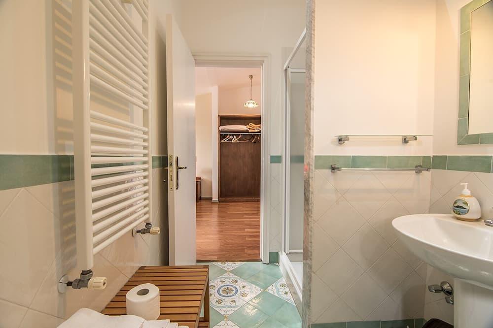 Double Room (Capri) - Bathroom
