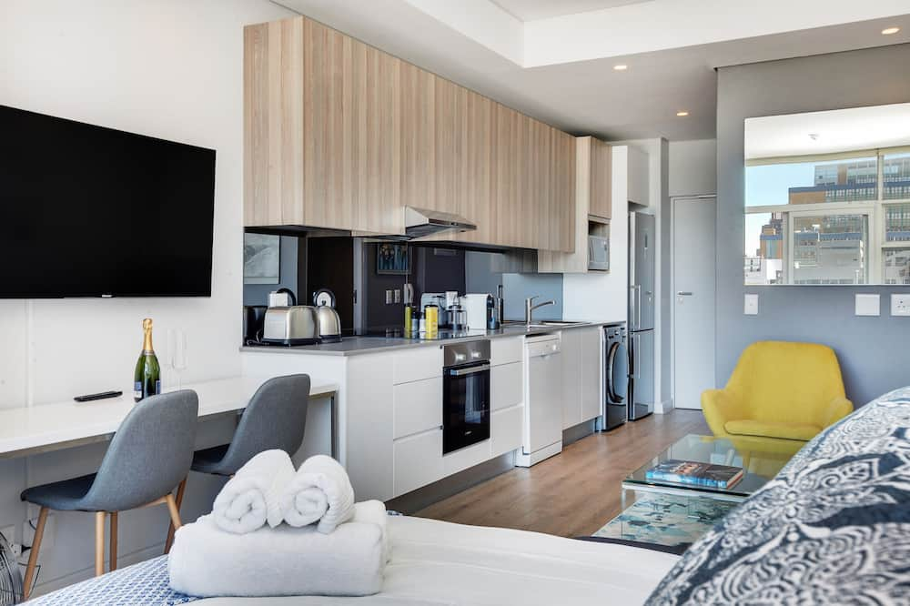 Lägenhet City - Vardagsrum