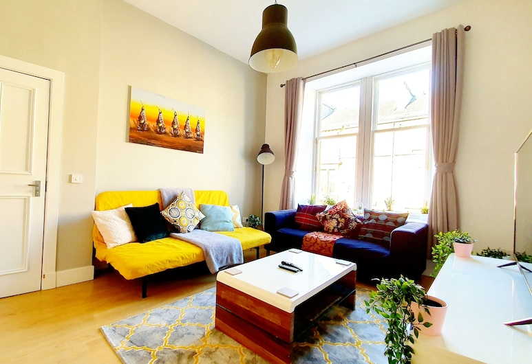 Spacious Home In The Buzzing West End, Glasgow
