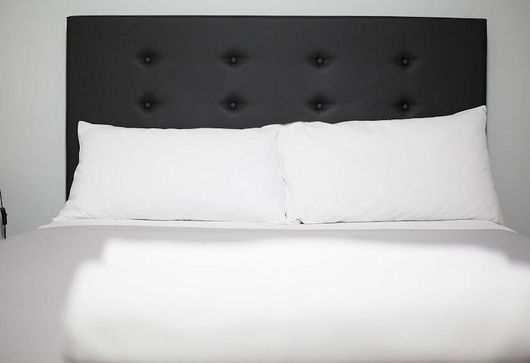 Best Hostel Milano, Milaan, Eenpersoonskamer, gemeenschappelijke badkamer, Kamer