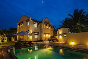 Selline näeb välja Arvani Villa Galle, Hikkaduwa