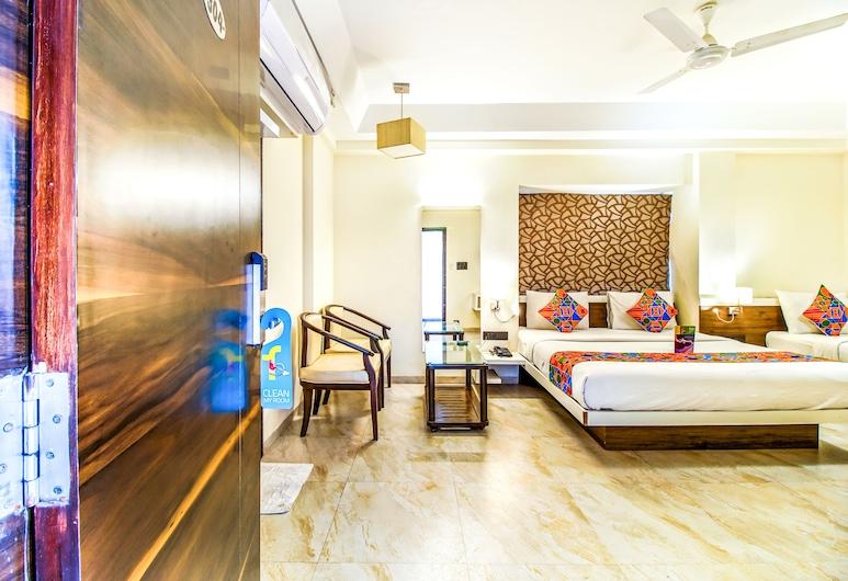 FabHotel Deepali Residency, Aurangabad, Rom – deluxe, Gjesterom