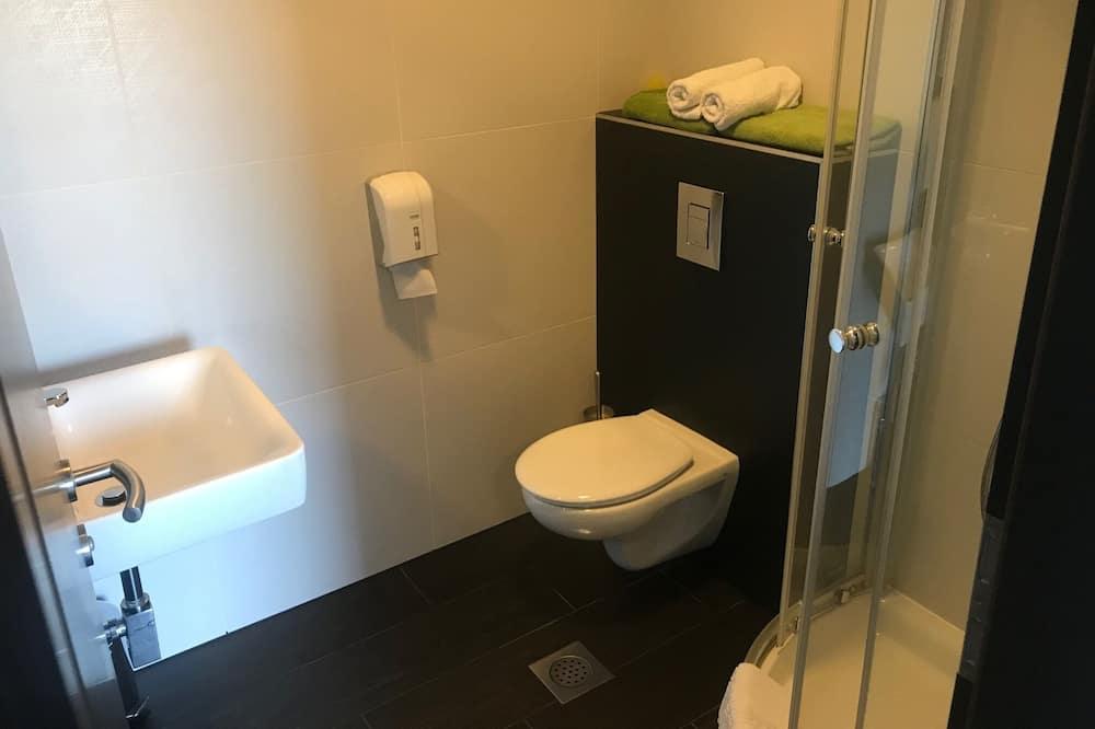 標準雙人房 (D1) - 浴室