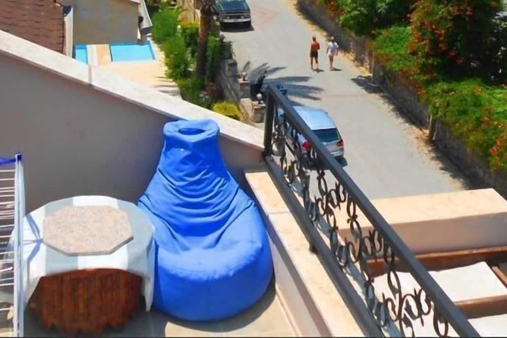 Вилла, 1 спальня - Балкон