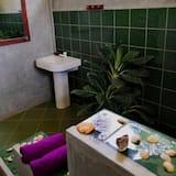 Загальне спальне приміщення, 1 односпальне ліжко - Ванна кімната