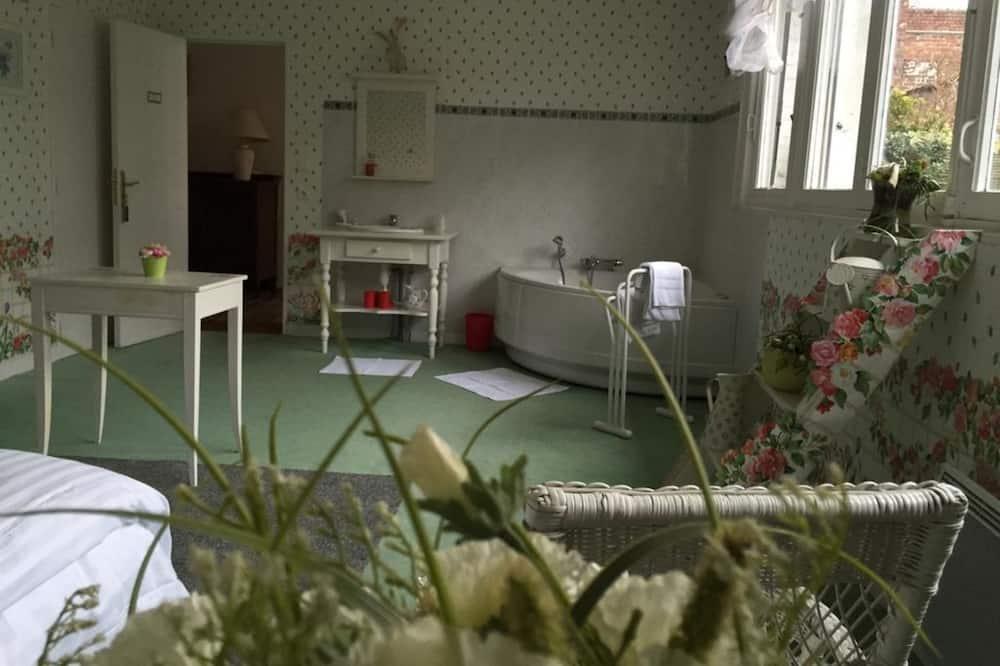 Superior-svíta - Baðherbergi