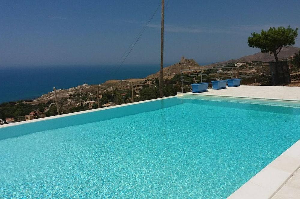 Панорамний басейн