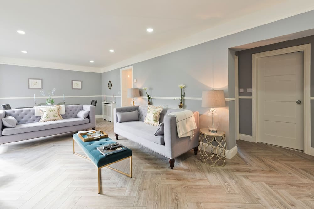 Apartament typu Deluxe (4 adults) - Salon