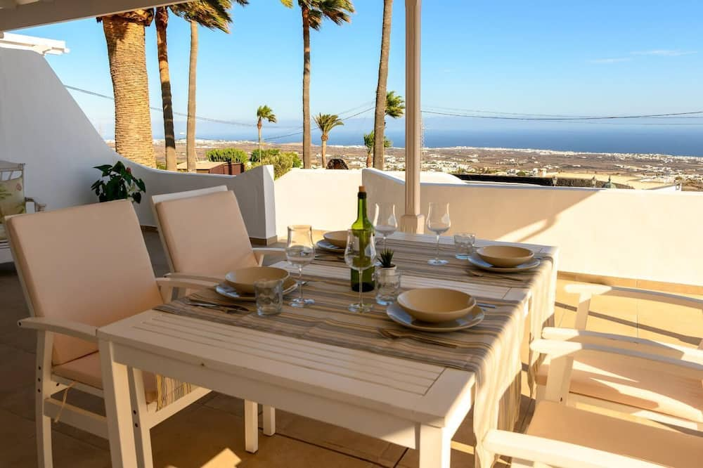 House, 3 Bedrooms, Private Pool, Sea View - Terrace/Patio