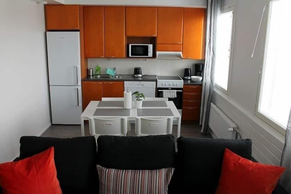 公寓, 1 間臥室 - 私人小型廚房