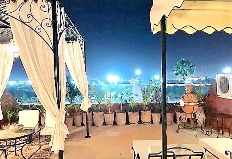 House With 5 Bedrooms in Médina, Marrakech, With Wonderful City View, Enclosed Garden and Wifi, Marrakech