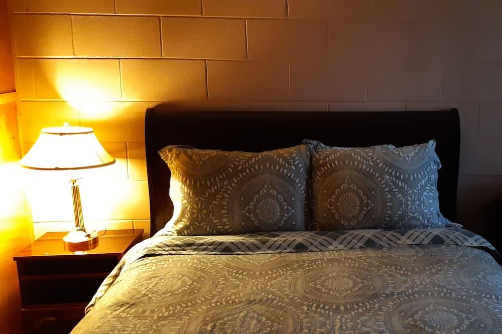 基本客房, 1 張加大雙人床, 私人浴室 - 特色相片