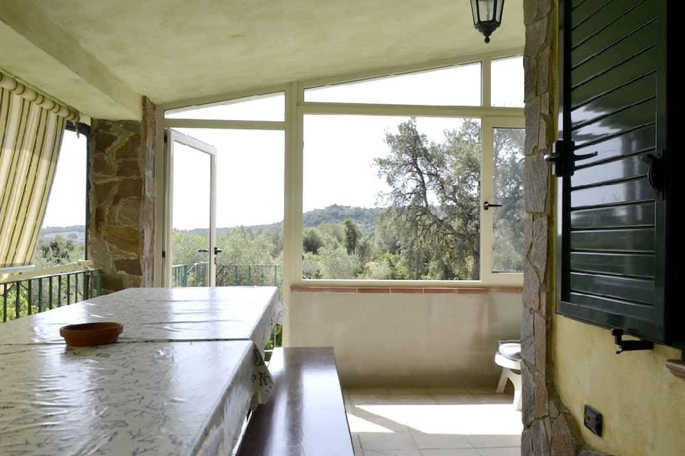 Appartement, vue jardin - Salle de bain
